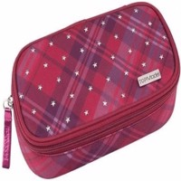 TOP Model  Pencil Case  Stars  Stars  Red