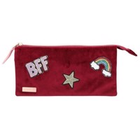 Top Model  Pencil Case Velvet  Red 0010230