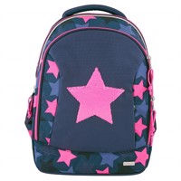 Topmodel School Backpack W Sequins Star
