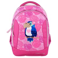 Topmodel School Backpack W Sequins Tropical Pink