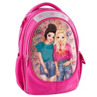 Top Model Schoolbag Friends Pink