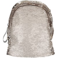 Top Model - Small Backpack w/ Sequins - Gold (010475)