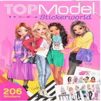 Top Model - Stickerworld (410958)