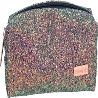 Top Model  Tube Pencil case with Glitter  Multicolour 0410235