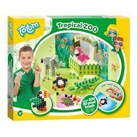 Totum Make your own 3D Zoo Animals