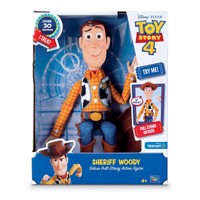 Toy Story Deluxe Talking woody