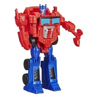 Transformers Cyberverse  Action Attackers 1Step Changer Optimus Prime E3645