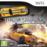 Transformers Dark of the Moon Bundle with Toy - Wii