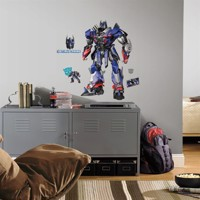 Transformers OPTIMUS PRIME Gigant Wallstickers