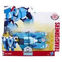 Transformers Robots In Disguise 1 Step Changers Blur Rc