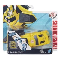 Transformers robots in disguise 1step changers bumblebee