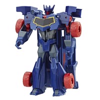 Transformers robots in disguise 1 step changers soundwave