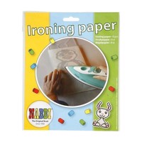 Transparent ironing paper, 8 sheets