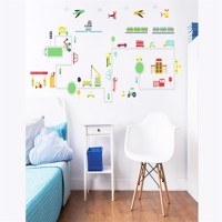 Transport Wallstickers