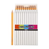 Triangular Jumbo colored pencils  Skin color, 12pcs