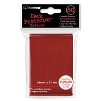 Ultra PRO  Deck Pro 50pcs  Red ULT82672