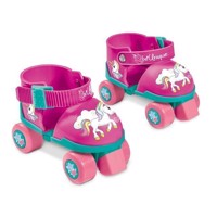Unicorn Roller Skates with Protection Set