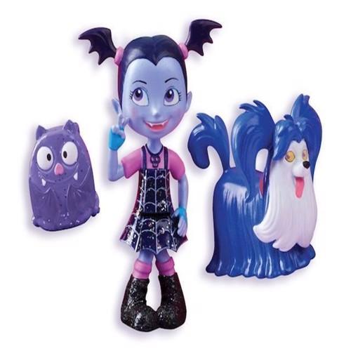 Vampirina - Best Ghoul Friends - Vampirina and Wolfie