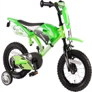 "Volare - Bicycle 12"" Motobike - Green"