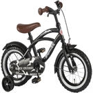 Volare - Children's Bicycle 12'' - Black Cruiser