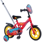 Volare Disney Cars 3 bicycle red