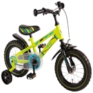 Volare Electric Green 12 Inch Boys Bicycle