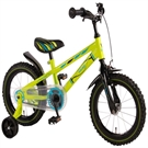 Volare Electric Green 14 Inch Boys Bicycle