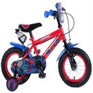 Volare ultimate spiderman 12 inch bike w 2 handbrakes