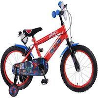 Volare  Ultimate SpiderMan 16 inch boys bike with two Handbrakes 41654CHIT