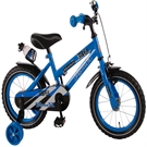 Volare Yipeeh Super Blue 14 Inch Boys Bicycle