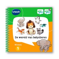 V-Tech magibook the world of baby animals (IKKE DK TALE)