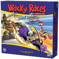 Wacky Races  Board Game