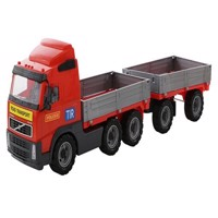 Wader volvo truck w extra lorry 77x19x25cm