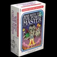War with evil power master choose your own adventure