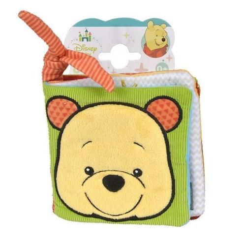 Winnie the Pooh Plush Booklet