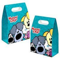 Woezel amp Pip Loot bags, 4 pieces