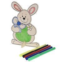 Wooden craft set Easter