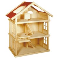 Wooden Doll House XL