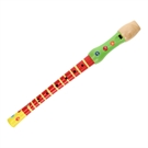 Wooden Recorder  Red