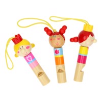 Wooden Whistle Princess