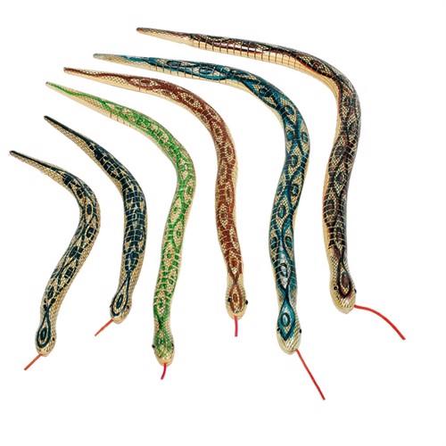 Wooden Winding Snake