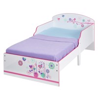 Worlds apart flowers junior bed 140Cm