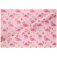 Wrapping paper Flamingo, 2 mtr