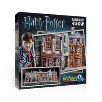 Wrebbit 3D Puzzle - Harry Potter - Diagon Alley
