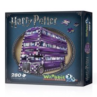 Wrebbit 3D Puzzle - Harry Potter - The Knight Bus
