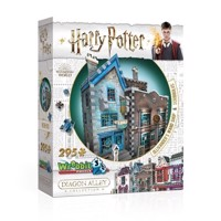 Wrebbit 3D Puzzle  Diagon Alley Collection  Ollivanders  Scribbulus