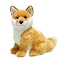 WWF Plush  Fox Sitting, 23cm