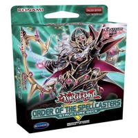YuGiOh  Order of Spellcasters Structure Deck YGO8629