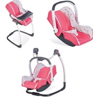 Quinny MaxiCosi Smoby 3 in 1